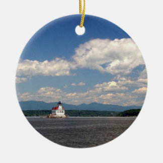 Esopus Lighthouse Christmas Tree Ornaments
