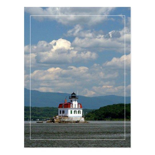 Esopus Lighthouse Postcard