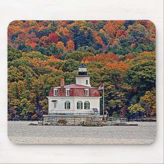 Esopus Meadows Lighthouse Mouse Pad