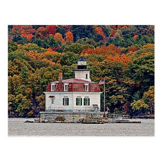 Esopus Meadows Lighthouse Postcard