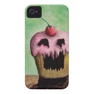 """""""Esos dulces malvados N tratan"""" la caja del iPhone iPhone 4 Funda"""