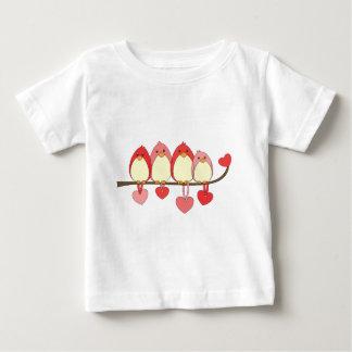 Esos pájaros el día de San Valentín T-shirts