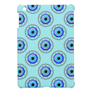 Esoteric Evil Eye Good Luck Symbol - iPad Mini Cover