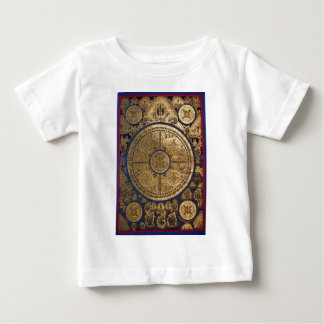 ESOTERIC GOLDEN THANGKA ART BABY T-Shirt