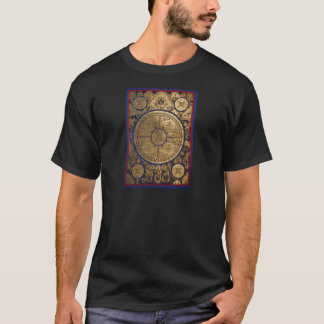 ESOTERIC GOLDEN THANGKA ART T-Shirt