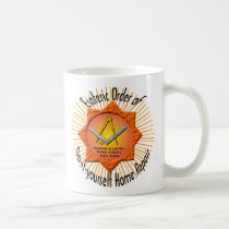 esoteric order of do-it-yourself home repair coffee mug