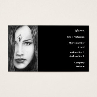 Esoterica Business Card