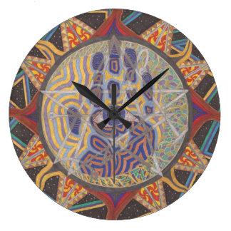 Esoterica Large Clock