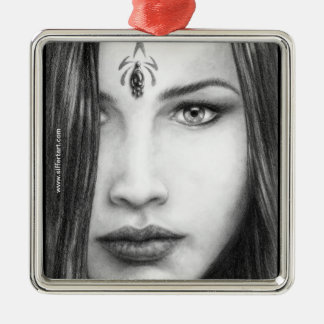 Esoterica Metal Ornament