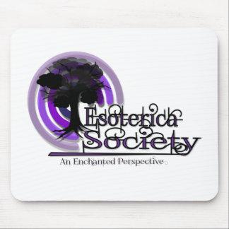 Esoterica Society Mousepad