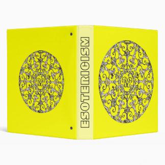 esotericism vinyl binder