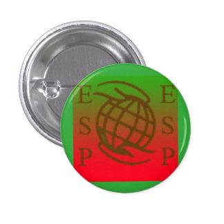 ESP - Ecologist Socialist Party Pinback Button