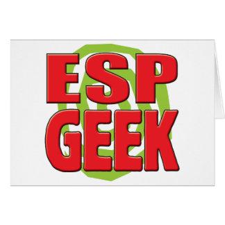 ESP Geek Greeting Cards