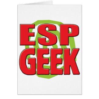ESP Geek Cards