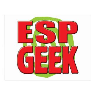 ESP Geek Post Cards