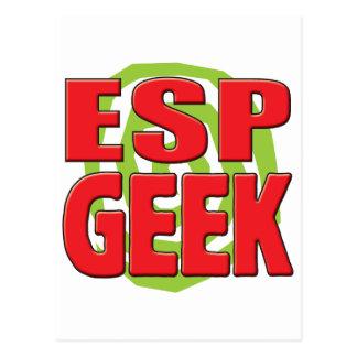 ESP Geek Post Card