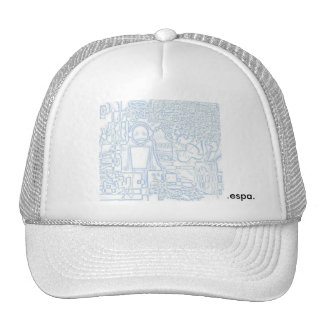 .espa. the chesed trucker hat