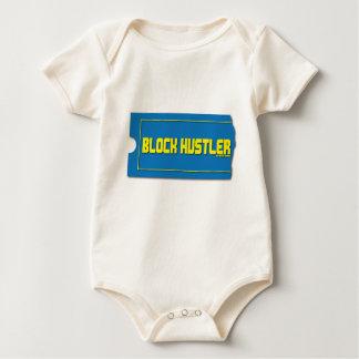Espabilado del bloque mameluco de bebé