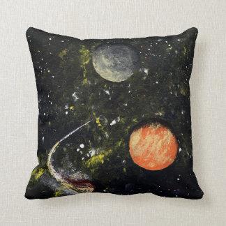 ESPACIE (diseño 17) la almohada de tiro del ~ Cojín Decorativo