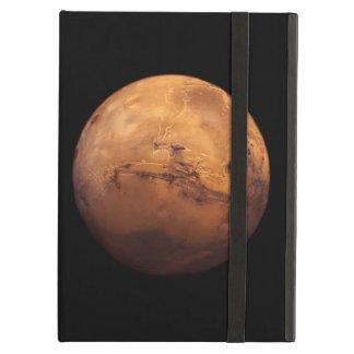 Espacio a todo color del planeta Marte
