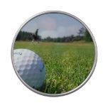 Espacio abierto del golf