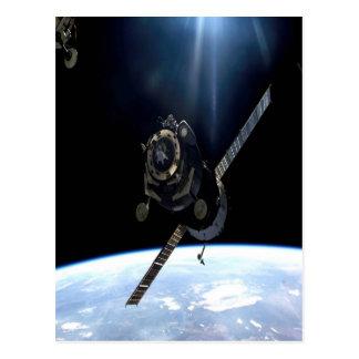 espacio aéreo internacional de la NASA del iss de  Tarjetas Postales