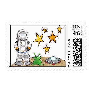 Espacio Astromaut