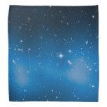espacio azul bandanas