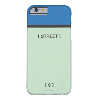 Espacio azul funda barely there iPhone 6