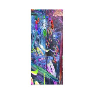 Espacio creativo impresiones en lienzo estiradas
