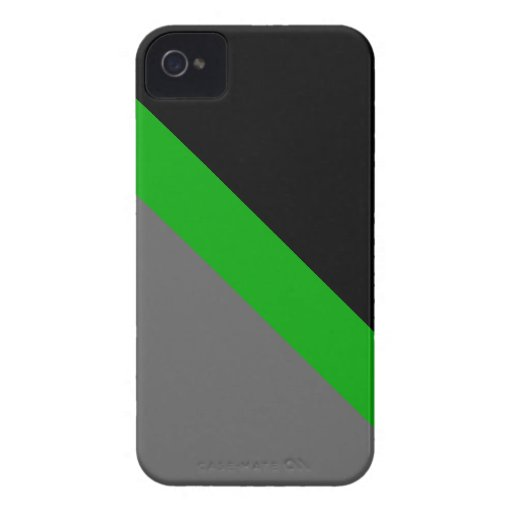 ESPACIO DE GEOSTRIPS Case-Mate iPhone 4 FUNDAS