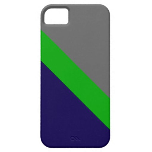 ESPACIO DE GEOSTRIPS iPhone 5 Case-Mate COBERTURA