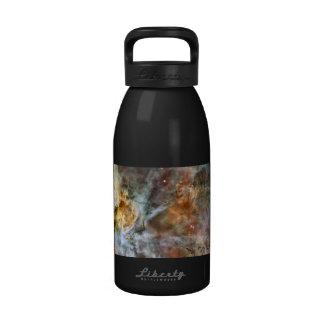 Espacio de Hubble de la nebulosa de Carina Botella De Agua Reutilizable