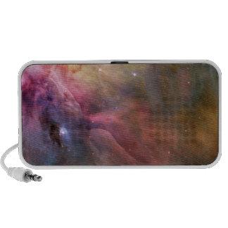 Espacio de Hubble de la nebulosa de Orión Sistema Altavoz