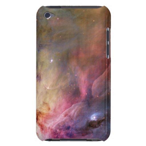 Espacio de Hubble de la nebulosa de Orión Case-Mate iPod Touch Protectores