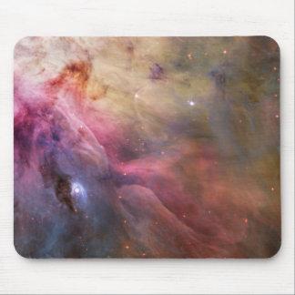 Espacio de Hubble de la nebulosa de Orión Mousepads