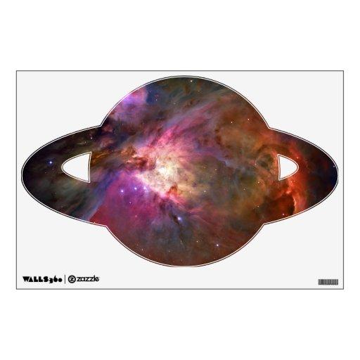 Espacio de Hubble de la nebulosa de Orión Vinilo