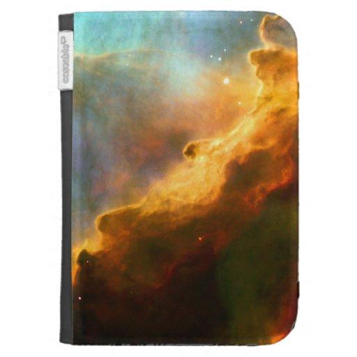 Espacio de Hubble de la nebulosa del cisne de
