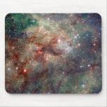 Espacio de Hubble de la nebulosa del Tarantula Tapetes De Raton