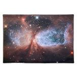 Espacio de la estrella de la nebulosa de Sharpless Mantel