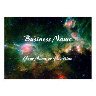 Espacio de la NASA de la nebulosa de la gaviota Tarjeta De Visita