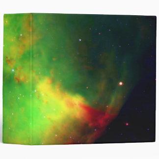 Espacio de la nebulosa de la pesa de gimnasia