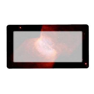 Espacio de la nebulosa planetaria NGC 2346 Etiqueta De Envío