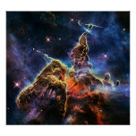 Espacio de las nebulosas de Carina