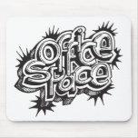 """""""Espacio de oficina"""" Mousepad 2 Alfombrilla De Ratones"""