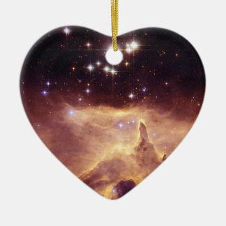 Espacio de Pismis 24 del cúmulo de estrellas Ornamentos De Navidad