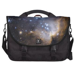 Espacio del cúmulo de estrellas N90 Hubble Bolsas De Portatil