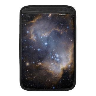 Espacio del cúmulo de estrellas N90 Hubble Funda Macbook Air