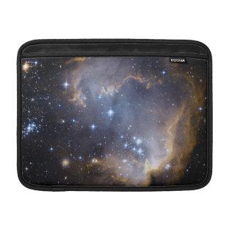 Espacio del cúmulo de estrellas N90 Hubble Fundas MacBook