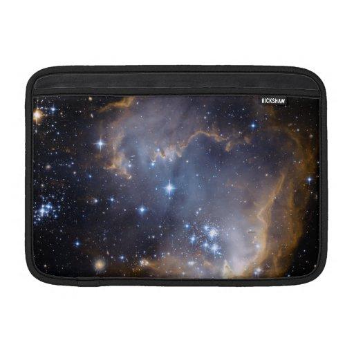 Espacio del cúmulo de estrellas N90 Hubble Fundas Para Macbook Air